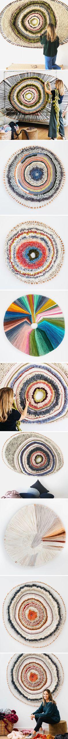 weavings by tammy kanat