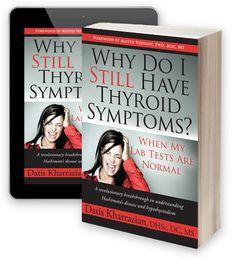 The Thyroid Book   Hashimotos Hypothyroidism Fatigue