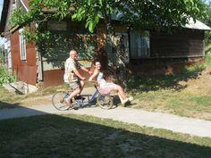 muzeum rowerów - rower gospodarczy