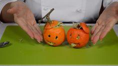 Mandarini di Halloween