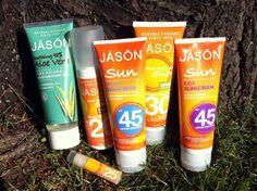 Jason Natural Sunscreens - Sunbrellas #Skincare #Summer #Sun #Holiday #Beauty