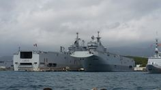 French Navy boat, Toulon