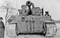 LssAH 13.schwere companie1.panzer regiment, probably S35 commander SS-Unterscharführer Willi Sadzio.