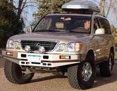 Land Cruiser 200 off road 2000 Toyota Hiace, Toyota 4runner, Lexus 470, Landcruiser 100, Toyota Land Cruiser 100, Lexus Models, Best Suv, Camper Van Conversion Diy, Lexus Cars