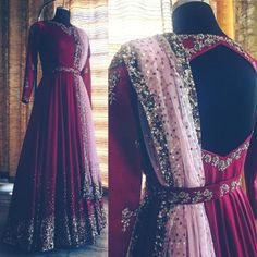 Rianta's Is One Of The Best Mid Range Budget Designers Out There - - Indian designer outfits - Party Wear Indian Dresses, Indian Wedding Gowns, Indian Gowns Dresses, Indian Bridal Outfits, Indian Fashion Dresses, Dress Indian Style, Indian Designer Outfits, Gown Party Wear, Party Wear Lehenga