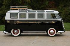 1963 Volkswagen 21 Window Microbus.