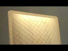 Damier : le bois gonflable breveté par ARCA