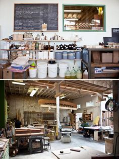 Beam & Anchor Maker Space - this maker space in Portland features all you need for woodworking, apothecary creation, upholstery, and more.