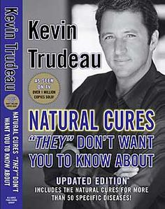 Have you ever been scammed by Kevin Trudeau? He's awful!
