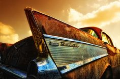 Vintage Car Photography Tips