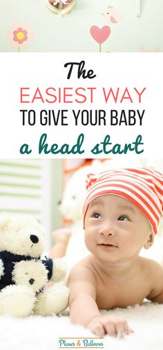 Raise a smart baby with this simple activity. Enhance your baby's development and learn how to have a smart baby who grows into a smart and successful child.
