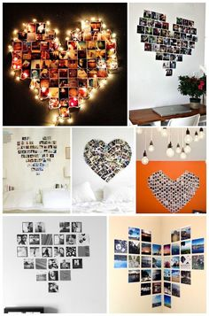Best 10 – Page 709879959992350652 – SkillOfKing.Com – - All About Decoration Cute Diy Room Decor, Teen Room Decor, Room Ideas Bedroom, Diy Bedroom Decor, Bedroom Wall, Diy Room Decor For Girls, Diy Wall Art, Girl Room, Diy Gifts