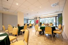 Meeting Room. Mercure Roma West, Rome (Italy)