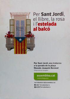 #Cartells #SantJordi2016 Balearic Islands, Nerf, Spain, Guns, Culture, Weapons Guns, Sevilla Spain, Revolvers, Weapons