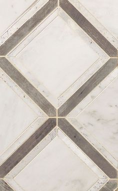Simply White Tile by Tabarka Studios