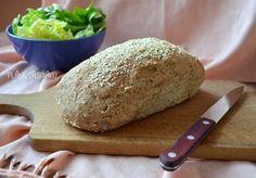 Planeta Smaku: Prosty chleb 100% pełnoziarnisty
