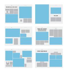 abitibi & co. on Behance Page Layout Design, Design Portfolio Layout, Magazine Layout Design, Graphic Design Layouts, Web Design, Design Portfolios, Resume Design, Design Editorial, Editorial Layout