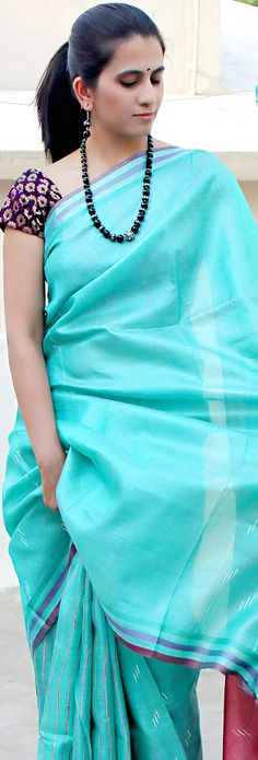 Urban Pari Collection - Tussar Saree