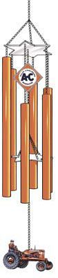 Wish my Dad could have had this!! Allis Chalmers WD45 Tractor Wind Chime