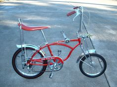 Loved these bikes...always wanted one....