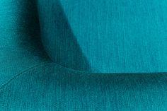 Zoom in on the beautiful Balder textile | Photo: Jann Lipka