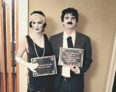 fotos divertidas de disfraces para parejas : CAPITAN PALOMO