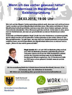Veranstaltung im März 2015