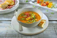 Tomaten-groentesoep - Philips Chef !