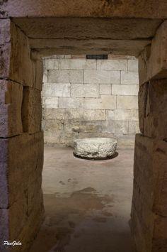 Palacio de Diocleciano. Siglos III - IV d.c. Split. Croacia.