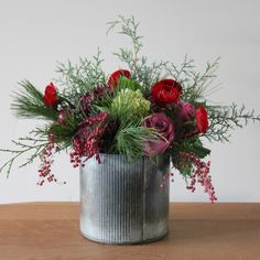 Fairfax Flower Arrangement