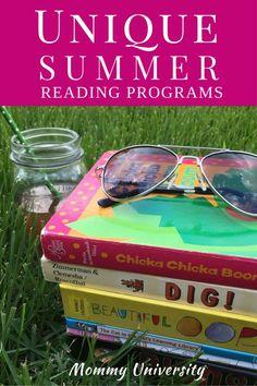 Unique Summer Reading Program