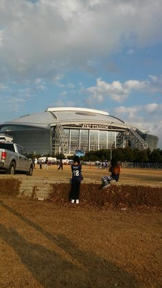 AT&T STADIUM 2016 Dallas vs Detroit