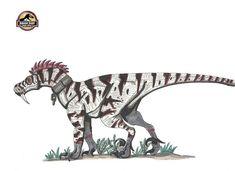 Lycaraptor - Jurassic Park Fan art on Wiki Dinosaur Images, Dinosaur Art, Dinosaur Fossils, New Jurassic Park, Jurassic Park Poster, Prehistoric World, Prehistoric Animals, Science Fiction Games, Lion King Fan Art
