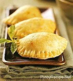 Filipino Chicken Empanada Recipe (Chicken Puffs) - Filipino Recipes Portal