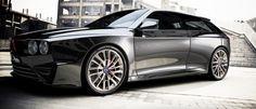 Car_Revs_Daily | Future Design Talent Showcase: Angelo Grenato and His Lancia Delta Integrale Concept | http://car-revs-daily.com