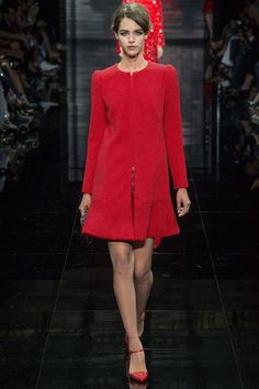 Armani Privé | Fall 2014 Couture Collection | Style.com