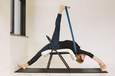Iyengar Yoga - photography by Cara Brostrom
