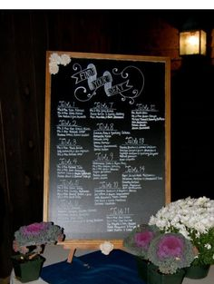 Hey, I found this really awesome Etsy listing at https://www.etsy.com/listing/165929457/large-wedding-chalkboard-rustic-wedding