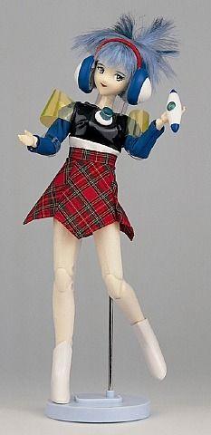 Mariko Mori -- Star Doll