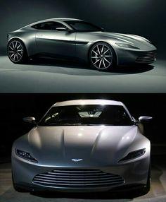 Aston Martin DB10 (Spectre). I love this car!!