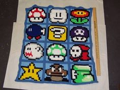 MARIO RULES! More items that would be cool for little man's room...or for Dad! haha