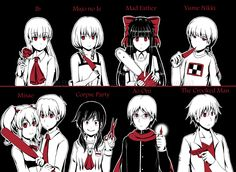 RPG Horror Games ~Ib, Witch's House, Mad Father, Yumi Nikki, Corpse Party, Ao Oni, and The Crocked Man