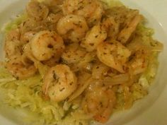 Thai Shrimp and Cabbage StirFry