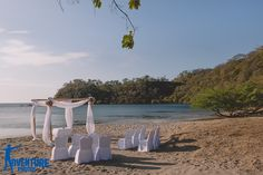 The perfect destination for an intimate wedding #DreamsLasMareas #CostaRica #Destinationwedding