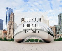 Set your dates, pace and interests, and our Chicago Travel Guide recommend an itinerary of top attractions organized to reduce traveling around plus a map to help direct you.