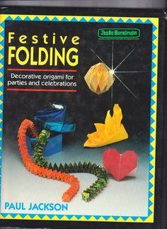 Paul jackson festive folding