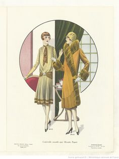 1920s Outfits, 1920s Dress, Fashion Plates, Fashion History, Illustrations, Women Wear, 1920s Clothing, Clothes, Vintage
