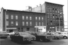 The Brass Guitar and The Casbar, 281-289 & 295 Middle St. 1986