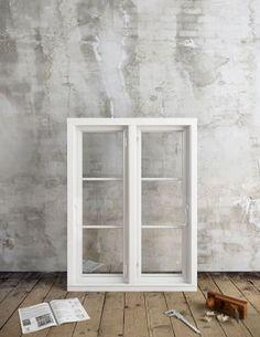 Koblede vinduer fra Bøjsø