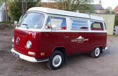 Castle Coast Campers| VW Campervan Hire in North Yorkshire, County Durham, Northumberland